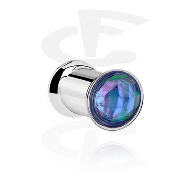 Tunnels & Plugs, Flesh Tunnel, Surgical Steel 316L