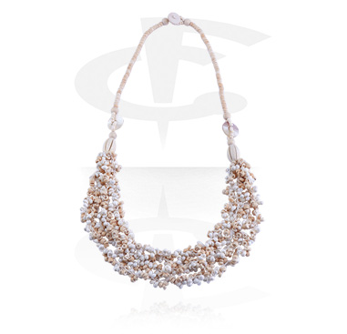 Necklaces, Fashion Necklace, Coconut Shell