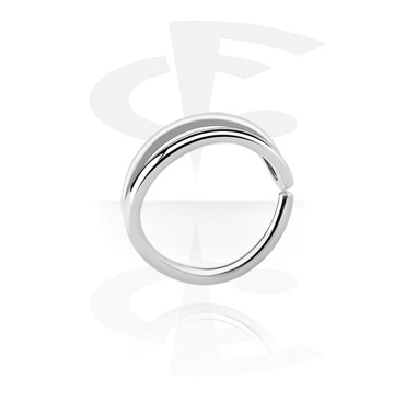 Piercing Anillos, Continuous ring, Acero quirúrgico 316L