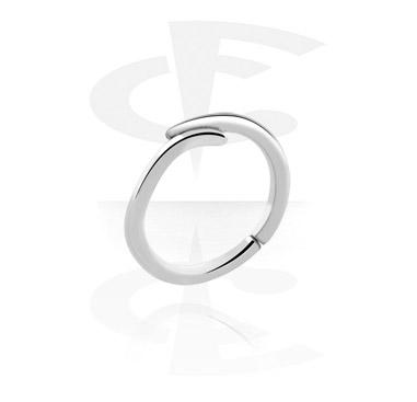 Piercing Anillos, Continuous ring, Acero quirúrgico 316L