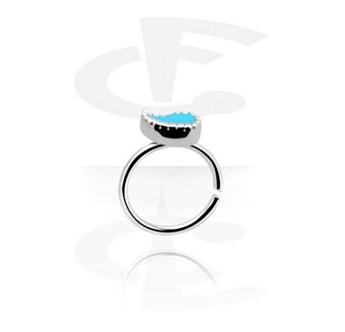 Piercingringar, Continuous Ring, Kirurgiskt stål 316L