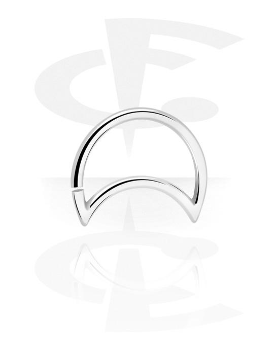 Renkaat, Continuous ring, Kirurginteräs 316L
