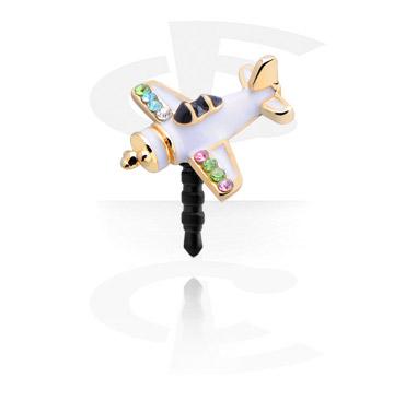 Accessori per Cellulari, Accessorio copri presa per auricolare