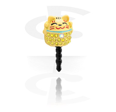 Earphone Plug Charm