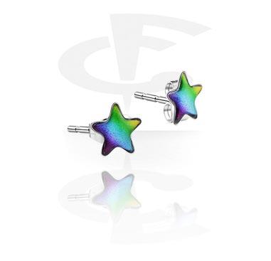 Logo Ear Studs