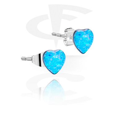 Naušnice, Ear Studs, Surgical Steel 316L