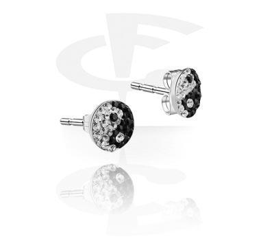 Kolczyki, Ear Studs, Surgical Steel 316L