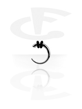 Accessoires pour étirer, Crescent, Acier chirurgical 316L