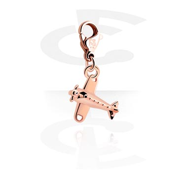 Charm with Airplane Design
