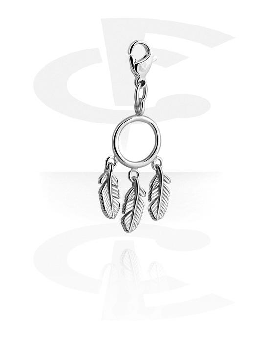 Narukvice s privjescima, Charm for Charm Bracelet, Kirurški čelik 316L