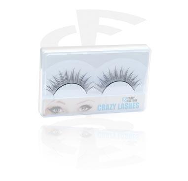 Falešné oční řasy, Fake Eyelashes, Synthetic Fiber
