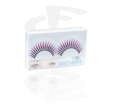 Falešné oční řasy, Fake Eyelashes, Synthetic Fiber