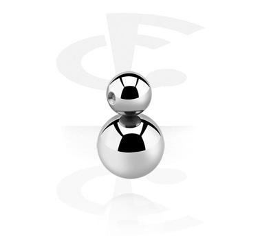 Bolas y Accesorios, Double Ball de BCR, Acero quirúrgico 316L