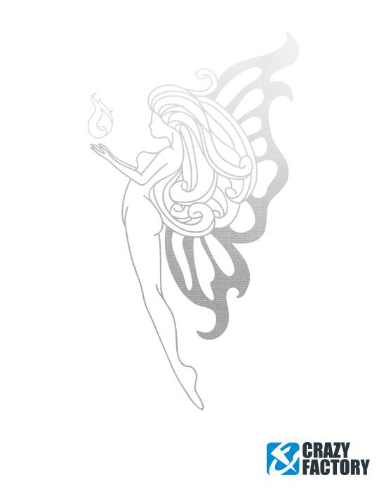 Neptattoos, Fun-Tattoo , Water transfer paper, Ink