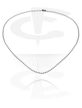 Collana per piastrine identificative