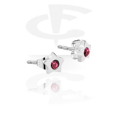 Korvakorut, Ear Studs, Surgical Steel 316L