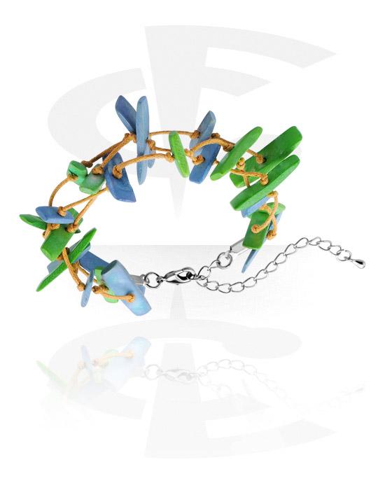 Armbänder, Modisches Armband, Wachskordel