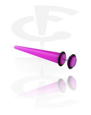 Neonfarget falsk stretching taper