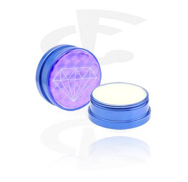 Verzorgingscrème en deodorant voor piercings