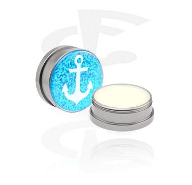 Crème de soin et déodorant pour piercings