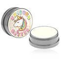 "Cleansing and Care, Conditioning Creme and Deodorant for Piercings ""Unicorn-Butter"", Aluminium Container"
