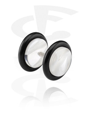 Imitacja biżuterii do piercingu, UV Acryl Fake Plug, Acrylic