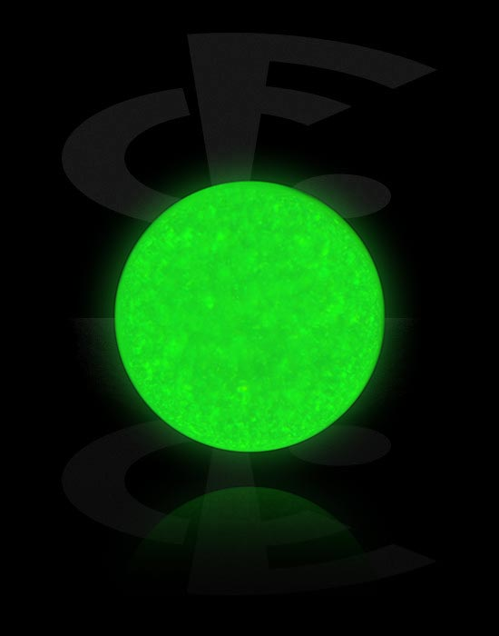 """Kuličky, kolíčky a další, """"Glow in the Dark"""" Ball, Akryl"""