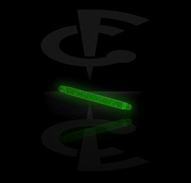 Glow in the Dark Barbell Pin