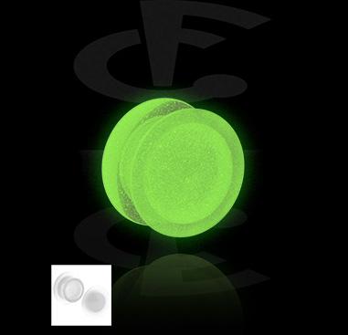 """""""Glow in the Dark"""" Box Plug"""