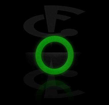 O-ring fosforescente
