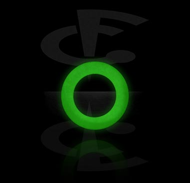 "O-ring ""Glow in the Dark"""