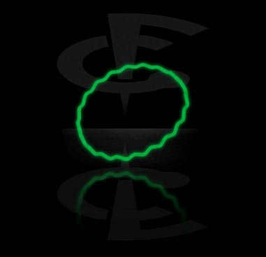 """Glow in the Dark""-Armband"