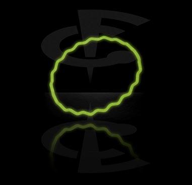 """Glow in the Dark""-Armband"