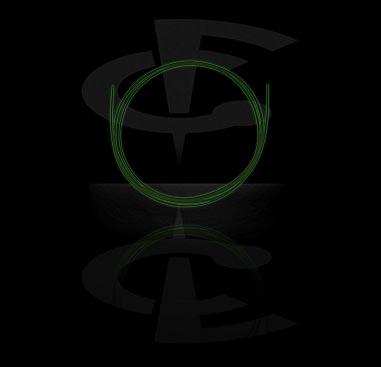 """Cordon """"Glow in the Dark"""""""