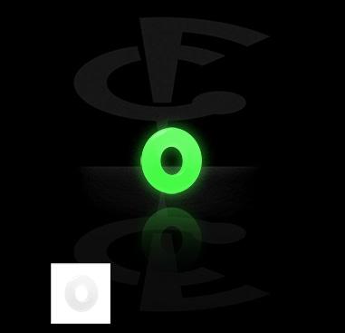 """""""Glow in the Dark"""" Push Fit disc voor Retainer"""