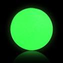 """Boules et Accessoires, Boule push fit """"Glow in the Dark"""", Bioflex"""