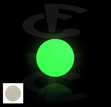 Glow in the Dark External Ball