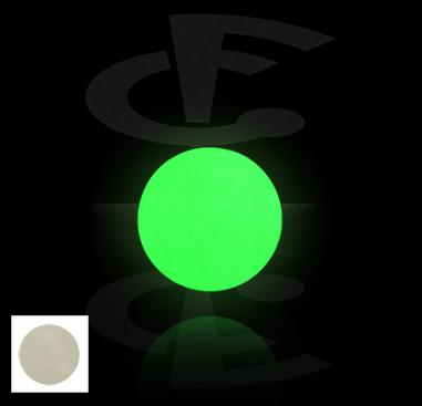 """""""Glow in the Dark""""-Kugel"""
