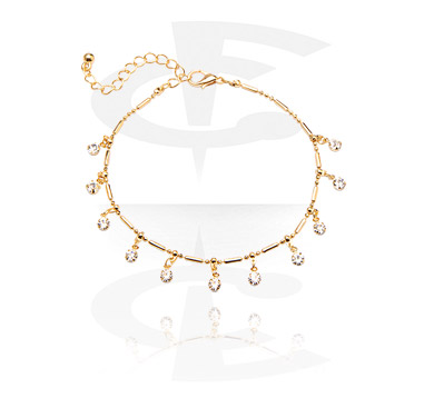 Anklets, Anklet, Gold Plated Brass