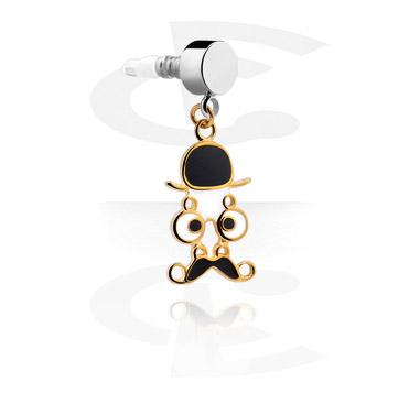 Earphone Plug Charm