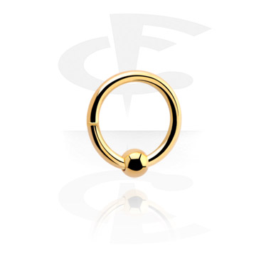 Segment-Ring med gångjärn