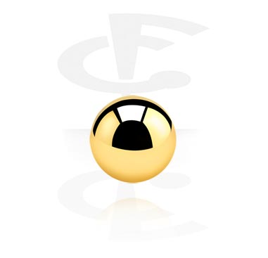 Boules et Accessoires, Boule, Plaqué or