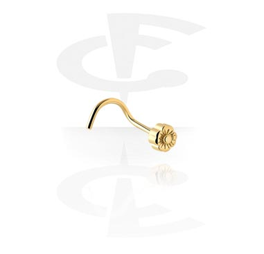 Curved Nose Stud