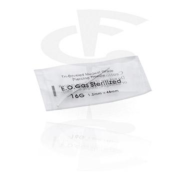 Aguja esterilizada para la nariz