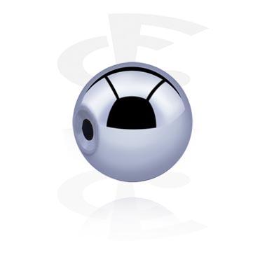 Boule hématite pour ball closure ring