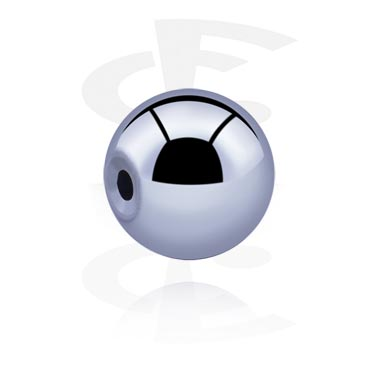 Hematit-Kula för Ball Closure Ringar
