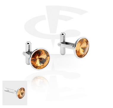 Cufflinks<br/>[Surgical Steel 316L]