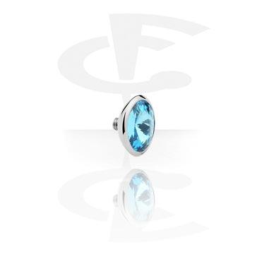 Acessório com pedra de cristal para X-Changers