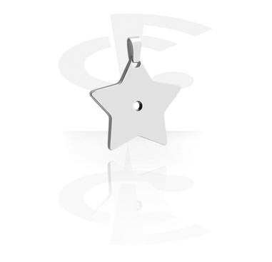 X-Changers, Pendant for X-Changers<br/>[Surgical Steel 316L], Surgical Steel 316L