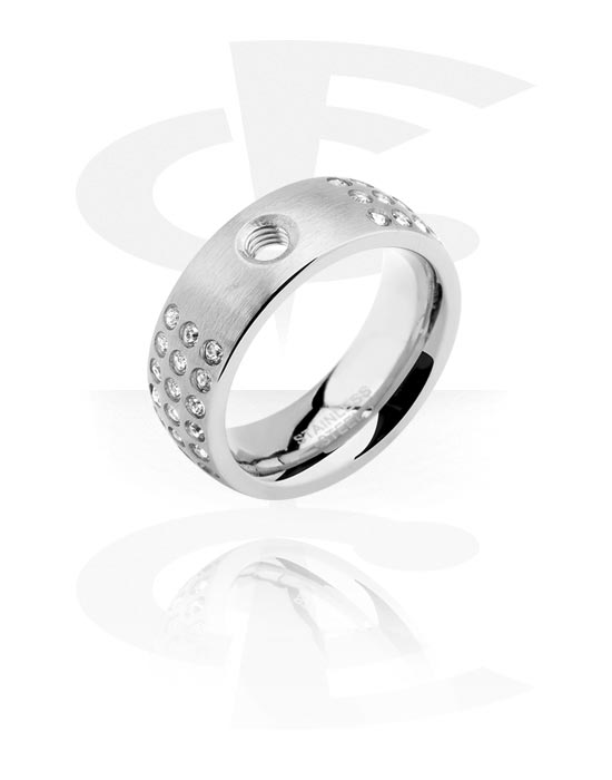 X-Changers, Ring for X-Changers<br/>[Surgical Steel 316L], Surgical Steel 316L